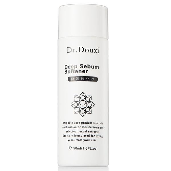 Dr.Douxi 朵璽 粉刺軟化水50ml【小三美日】3步驟黑面膜
