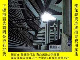 二手書博民逛書店HINGE罕見鉸鏈 2013 215Y261116