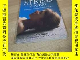 二手書博民逛書店THE罕見BOOK OF STRESS SURVIVALY270