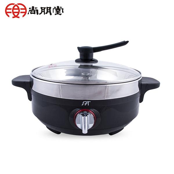 【尚朋堂】6L 養生蒸煮鍋 電火鍋 蒸鍋 (ST-600S)