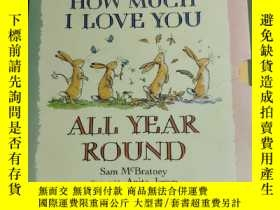 二手書博民逛書店GUESS罕見HOW MUCH I LOVE YOU ALL YEAR ROUNDY323680 Sam M