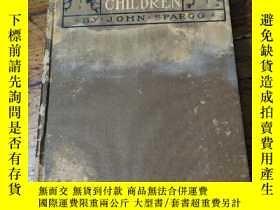 二手書博民逛書店the罕見bitter cry of the children—