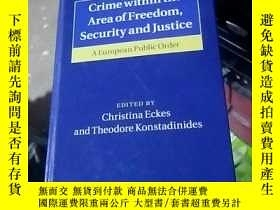 二手書博民逛書店Crime罕見within the Area of Freedo