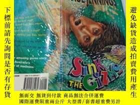 二手書博民逛書店Sink罕見The Gizmo:沈的小發明Y200392