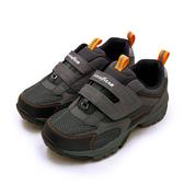 LIKA夢 GOODYEAR 固特異 輕量3E寬楦緩震慢跑鞋 樂齡健步系列 灰黑 93388 男