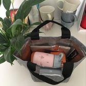 飯盒包手提包防水女包手提便當包飯盒袋