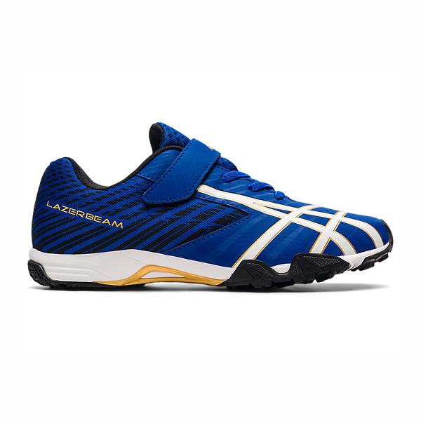 Asics Lazerbeam Spike [1154A114-405] 大童鞋 運動 休閒 慢跑 耐磨 透氣 包覆 藍