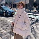 冬季棉服 棉衣服女裝冬天新款韓版寬松學生外套冬款加厚短款面包服棉襖