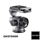 【EC數位】GITZO 捷信 GH3750QR 3號鎂合金側向球型雲台 (含快拆板) 承重8kg 全景 360 三腳架