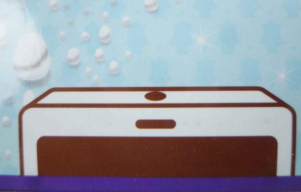 【震撼精品百貨】米奇/米妮_Micky Mouse~迪士尼防塵塞-米奇頭-矽膠紫