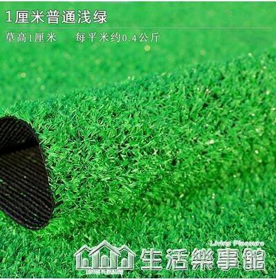 草坪仿真地墊假草戶外綠色人造草皮地毯牆面圍擋裝飾人工綠植塑料 NMS生活樂事館