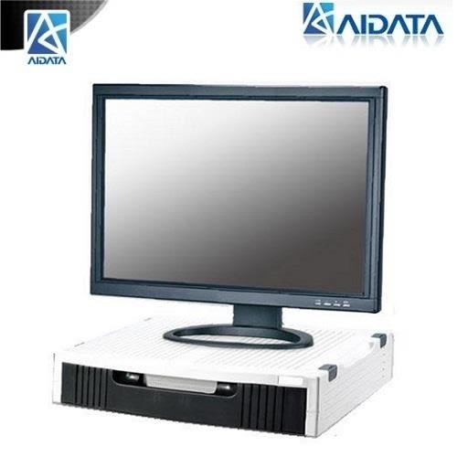 aidata 專業級時尚LCD螢幕印表機置物架-MS311