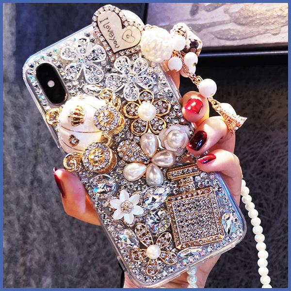 三星 M11 A31 A51 Note10+ A30 A80 A70 S10+ J6+ A9 A7 2018 S9+ 奢華貴婦 手機殼 水鑽殼 訂製