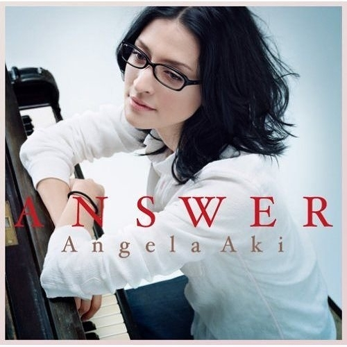 Angela Aki  ANSWER CD(購潮8)