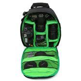 限定款攝影背包 相機包多功能單反背包佳能尼康專業戶外攝影包後背微單相機包女潮jj