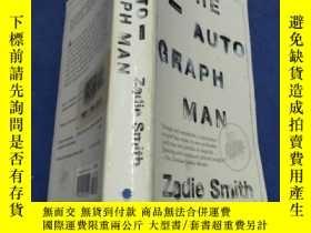 二手書博民逛書店Zadie罕見Smith:The Autograph ManY1