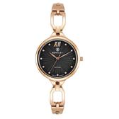 新品上市 ◢BENTLEY 賓利◣ 優雅三針石英女錶  日本機芯 德國製造 BL1857-10LRBI 玫瑰金X黑