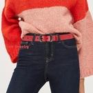 腰帶 女士皮帶真皮簡約百搭韓版腰帶