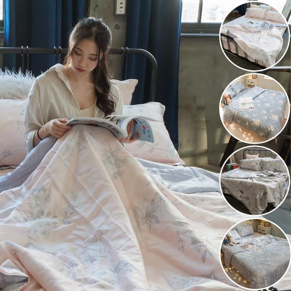 天絲(60支) K1 kingsize薄床包三件組 專櫃級 多款可選 100%天絲 棉床本舖