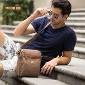 【TROOP】經典品格CLASSIC單肩包/TRP0218BN