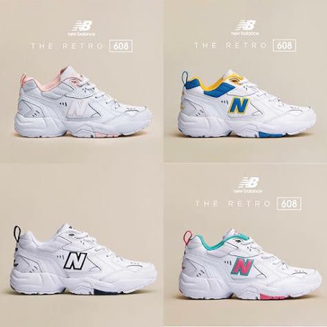 NB608老爹鞋
