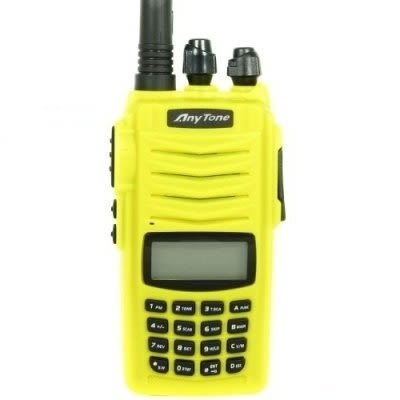 AnyTone 雙頻業餘無線電對講機 AT-588GUV