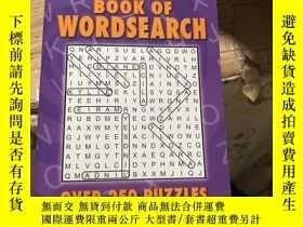 二手書博民逛書店BUMPER BOOK罕見OF WORDSEARCHY24630