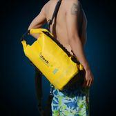 防水桶包 浮潛游泳包沙灘袋 收納防水袋 野外之家