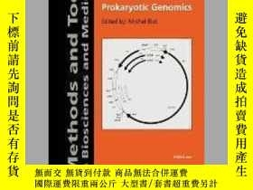 二手書博民逛書店Prokaryotic罕見GenomicsY405706 Michel Blot ISBN:97837643