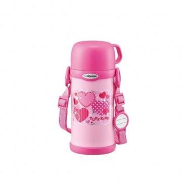象印【SC-MC60-PZ】600ml兒童保溫瓶-PZ粉紅色