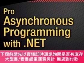 二手書博民逛書店Pro罕見Asynchronous Programming With .netY255174 Blewett,