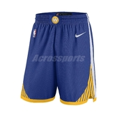 Nike 短褲 NBA SWINGMAN SHORT 男款 舊金山 金州 勇士隊 GSW Warriors 【PUMP306】 866809-495