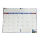4k桌墊月曆內頁