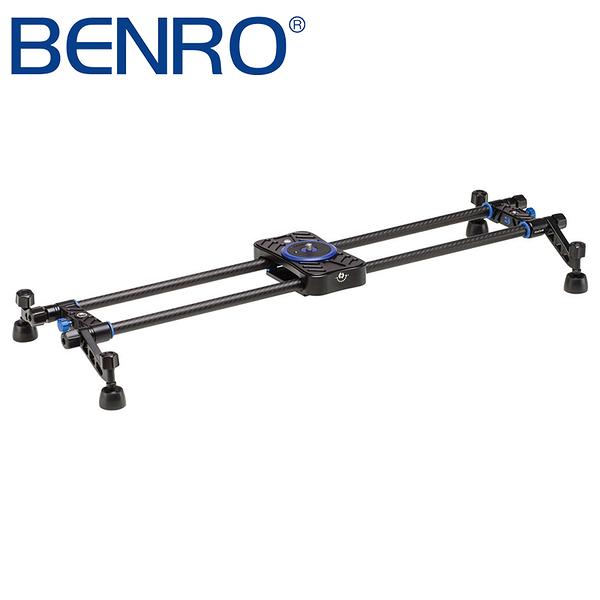 ◎相機專家◎ BENRO 百諾 Move Over 碳纖維雙軌滑軌 C08D6 滑軌 攝影 錄影 公司貨