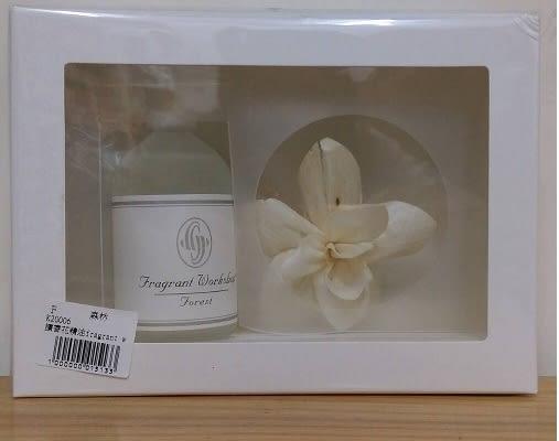 原裝進口 Fragrant Workshop 擴香花精油 (森林Forest) 市價$290 售價$250