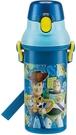 TOY STORE 玩具總動員 直飲式水壺 480ml 奶爸商城 日本製 438592