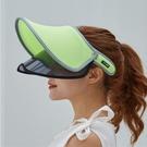 涼感雙層抗UV防曬帽