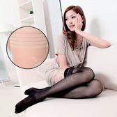 fashion超彈性透明性感長筒絲襪﹝膚色款﹞