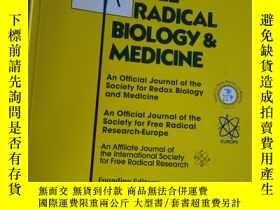 二手書博民逛書店Free罕見Radical Biology and Medici