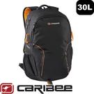 【Caribee 澳洲  TUCSON 30L背包《黑》】CE-6360/旅遊/自助旅行/筆電背包/後背包手提包/行李包