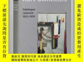 二手書博民逛書店Kurt罕見Schwitters Catalogue raisonne: VoluY237948 Karin