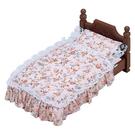 森林家族 家具 甜蜜小床
