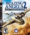 PS3 Blazing Angels 2: Secret Missions of WWII 熾焰天使2:秘密任務(美版代購)
