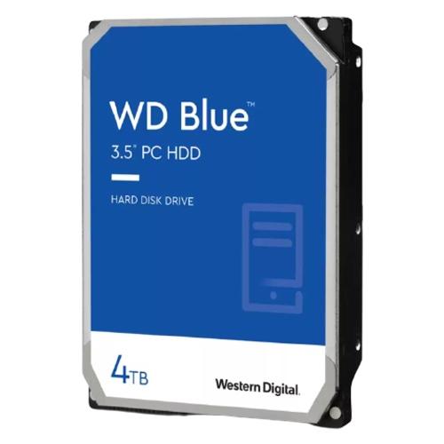 WD 威騰 藍標 4TB 3.5吋 桌上型硬碟 5400轉 256MB WD40EZAZ