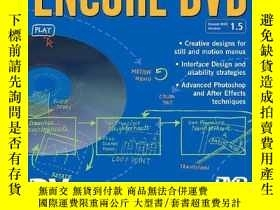 二手書博民逛書店Designing罕見Menus with Encore DVD-用Encore DVD設計菜單Y443421