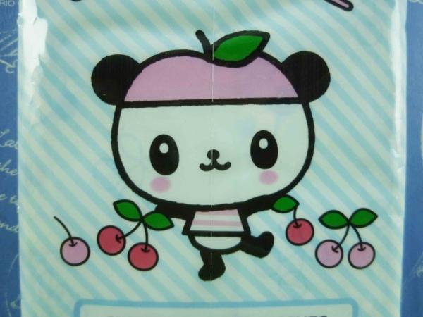 【震撼精品百貨】Hello Kitty 凱蒂貓~袖珍面紙-PAND APPLE-藍色【共1款】