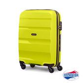 AT美國旅行者 28吋 BON-AIR擴充式四輪行李箱(螢光綠)