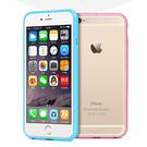 iPhone 6 6s Plus 馬卡龍色亮面超薄金屬邊框 硬殼 烤漆 手機殼 蘋果6