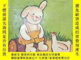 二手書博民逛書店ricky罕見and mia the chicken 系列書籍