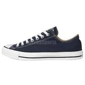 Converse Chuck Taylor All Star 深藍 白 帆布鞋 基本款 男鞋 女鞋【PUMP306】 M9697C